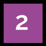 icon chiffre 2