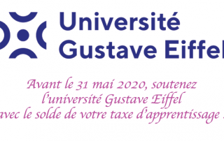 Taxe apprentissage 2020