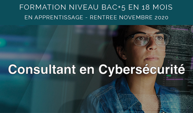 consultant cybersecurité