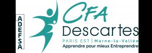 Logo Adefsa CFA Descartes