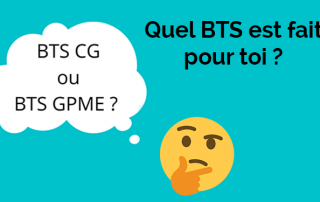Quiz BTS CG ou GPME